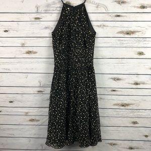 Suzi Chin Maggy Boutique sleeveless silk dress